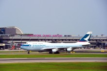 Cathay Pacific is first airline to confirm operating at Changi T4