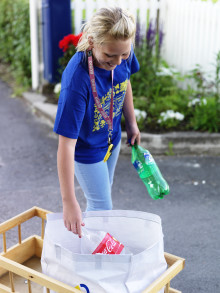 Pantletare – ett hållbart och lönsamt sommarjobb