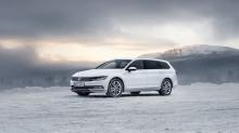 Sverigepremiär för fyrhjulsdriven Volkswagen-favorit