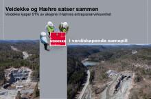 Presentasjon: Veidekke og Hæhre satser sammen