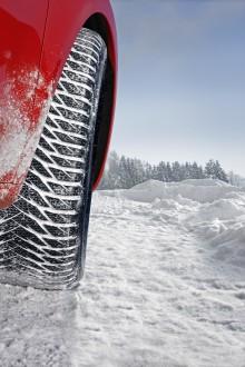 Nyhet: Goodyear UltraGrip 8 - Presterar på topp under alla vintervägsförhållanden