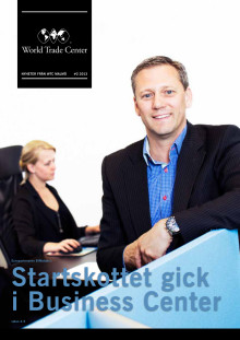 Stefan Larsson, CEO of BIMobject® featured in the World Trade Center paper