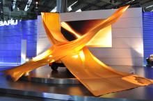 Världspremiär för Subaru XV