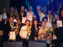 Medaljregn igen på Stockholm Beer & Whisky Festival till våra bästa whiskysorter
