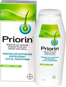 Nu lanseras Priorin schampo som stärker och vårdar ditt hår