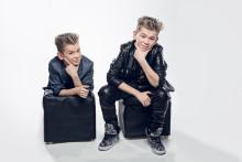 """Marcus & Martinus signerer med Sony Music! Debutalbumet """"Hei"""" slippes 23. februar"""