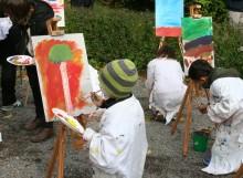 Barn- och familjeaktiviteter våren 2015