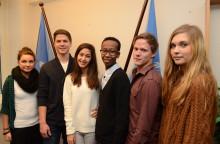 Vil du være med i FN-sambandets ungdomspanel?