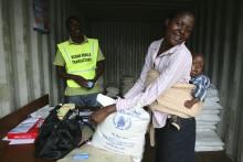 """MasterCard och FN:s livsmedelsprogram i globalt samarbete för att leverera """"Digital Mat"""""""