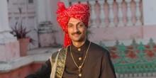 Öppen indisk prins invigningstalar på EuroPride