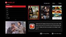 Viasat lanserar nio nya playkanaler i Viaplay på digitalboxen