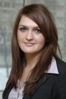 Katarzyna Zawodna ny Business Unit President för Commercial Development Europe