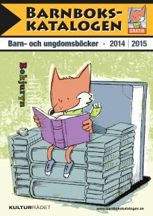 Många nyheter i årets Barnbokskatalog