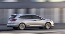 Priser nya Opel Astra Sports Tourer