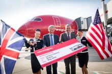 Norwegian lanserar direktflyg mellan London och Boston