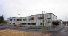 Vikaholms förskola får miljöcertifieringen Miljöbyggnad silver