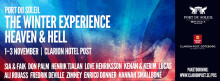 PORT DU SOLEIL | THE WINTER EXPERIENCE | 1-3 Nov