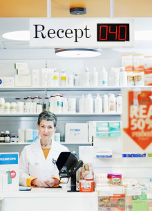 Kolesterolmätning på apotek