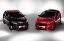 Ford Fiesta ble mest kjøpte  småbil i Europa for 3. år på rad.