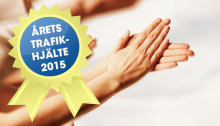 Hjälp oss hitta Årets Trafikhjälte 2015!