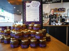 Löfbergs honung ger positiva bieffekter