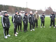 En mer än HuFFsad fotbollshelg i Glada Hudik!