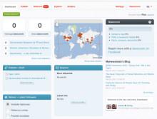 Produktoppdatering - en helt ny oversikt og mulighet for gamification av presserommet ditt