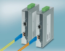 Ethernet media converters for more reliable energy networks