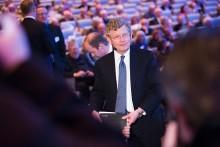 Investor lockade 700 aktieägare till årsstämman på Stockholm City Conference Centre