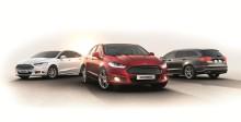 Ny Ford Mondeo kåret til Årets Firmabil 2015