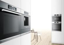 Skab perfekte resultater i køkkenet med de nye Serie 8-ovne fra Bosch