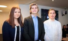 Elever i Täby tävlade i kreativt tänkande med Offerta