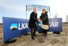 LKAB bygger ny anläggning i Luleå