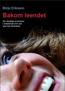 """""""Bakom leendet"""" - ny debattbok om arbetsmiljöfrågor"""