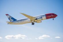 Första direktflyget Stockholm Arlanda Airport – Los Angeles invigt