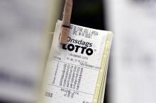 Lottofeber: 53 millioner kroner