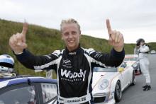 Ola Nilsson kör tyska Porsche Carrera Cup finalen på Hockenheim