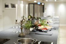ATAG levererar vitvaror till exklusiv matlagningsstudio med upp till 40 kockar