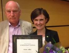 Ännu en utmärkelse till Region Skåne