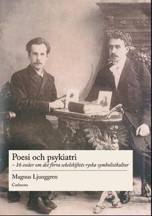 Ny bok: Poesi och psykiatri