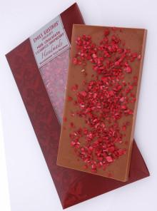 Premiär för exklusiv handgjord chokladserie med lakrits