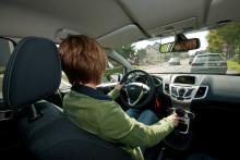 Hver anden unge bilist har været udsat for road rage