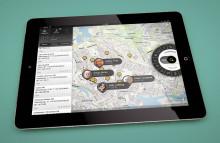 Eniro lanserar ny iPad-app med kartorna i fokus