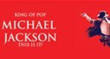 """Sista chansen att uppleva Michael Jackson """"live""""..."""