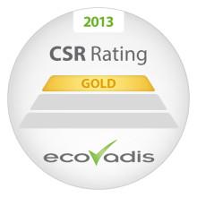 EcoVadis rankar Toyota Material Handling i världstopp för rapportering av hållbarhetsarbete
