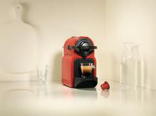 Inissia – en ny kompakt kaffemaskine i prisvindende design