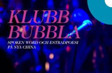 Femtonde omgången av Klubb Bubbla intar Nya China