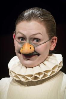Snart premiär på en mycket speciell anka, Peter Panpristagaren Guji Guji! blir teater!