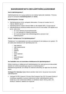 Faktamaterial EURIKA-studien
