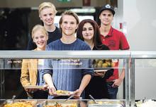 Alla kommunala skolrestauranger är KRAV-certifierade